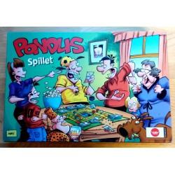 Pondus-spillet - Komplett brettspill