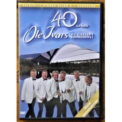 40 år med Ole Ivars (DVD)