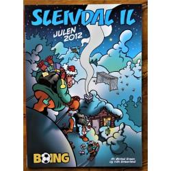 Sleivdal IL- Julen 2012