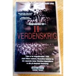 Opptakten til II Verdenskrig (VHS)