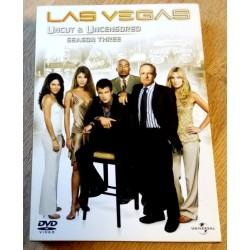 Las Vegas - Season 3 - Uncut & Uncensored (DVD)