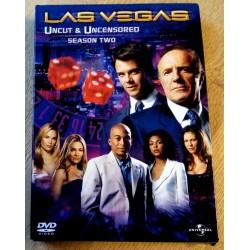 Las Vegas - Season 2 - Uncut & Uncensored (DVD)