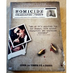 Homicide - Life on the Street (DVD)
