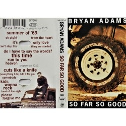 Bryan Adams- So far so good