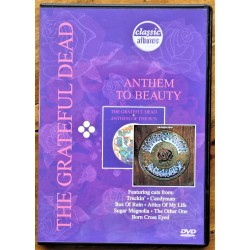 DVD- The Grateful Dead- Anthem to Beauty