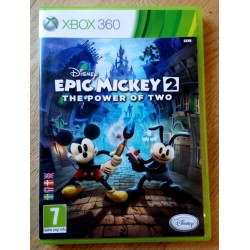 Xbox 360: Epic Mickey 2 - The Power of Two (Disney)