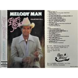 Bjøro Håland- Melody Man