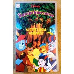 Bompibjørnene: Slottet som forsvant (VHS)