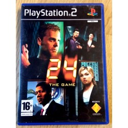 24 - The Game (Havok) - Playstation 2