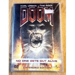 Doom - No One Gets Out Alive (DVD)