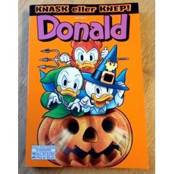 Donald - Knask eller knep! (2018)