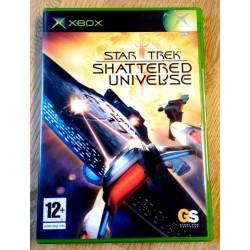 Xbox: Star Trek - Shattered Universe (Global Star Software)
