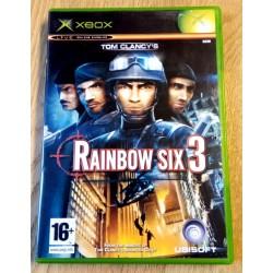 Xbox: Tom Clancy's Rainbow Six 3 (Ubisoft)