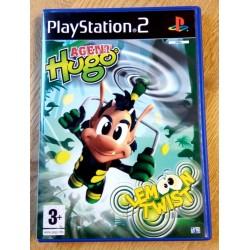 Agent Hugo Lemoon Twist - Playstation 2