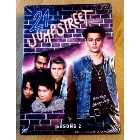 21 Jump Street - Sesong 2 (DVD)