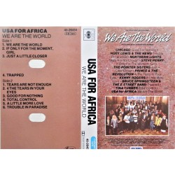 USA for Africa- We are the World