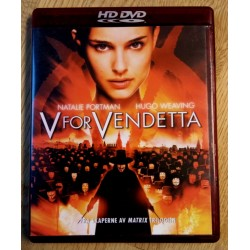 V for Vendetta (HD DVD)