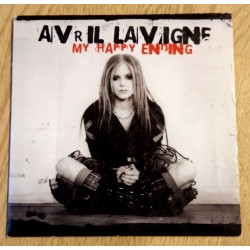 Avril Lavigne: My Happy Ending (CD)