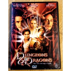 Dungeons & Dragons (DVD)