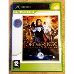 Xbox: The Lord of the Rings - The Return of the King (EA Games)