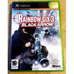 Xbox: Tom Clancy's Rainbow Six 3 - Black Arrow (Ubisoft)