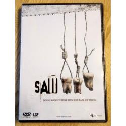 Saw - Denne gangen drar han ikke bare ut tiden... (DVD)