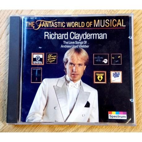 Richard Clayderman - The Love Songs Of Andrew Lloyd Webber (CD)