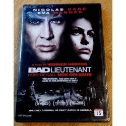 Bad Lieutenant: Port of Call New Orleans (DVD)