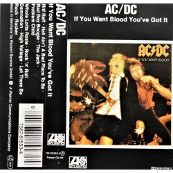 AC/DC- If you want blood........