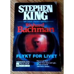 Flykt for livet (The Running Man) - Stephen King
