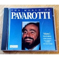 The World of Pavarotti - Volume 2 (CD)