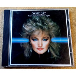Bonnie Tyler: Faster Than The Speed Of Night (CD)