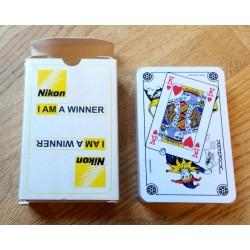 Nikon - Kortstokk