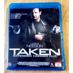 Taken - Extended Harder Cut (Blu-ray)