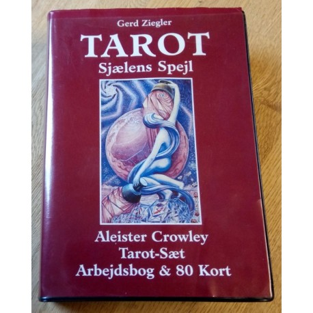 Tarot - Sjælens speil - Bok og tarot-kort