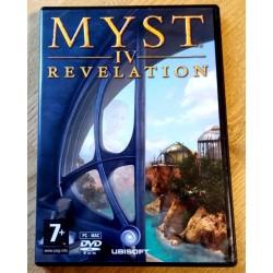 Myst IV - Revelation (Ubisoft)