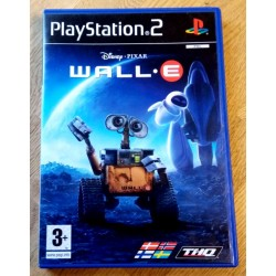 Wall-E (Disney / Pixar) - Playstation 2