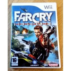 Nintendo Wii: Far Cry Vengeance (Ubisoft)