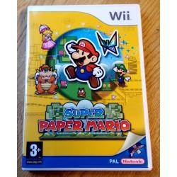 Nintendo Wii: Super Paper Mario (PAL)