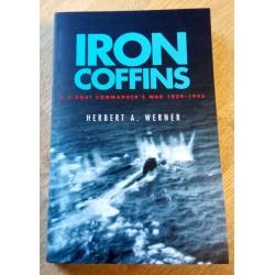 Iron Coffins - A U-Boat Commander's War - 1939-1945