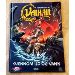 Seriesamlerklubben: Valhall - Gjennom ild og vann (2001)