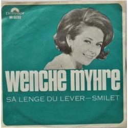 Wenche Myhre- Så lenge du lever (Vinyl)