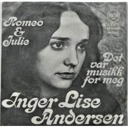 Inger Lise Andersen- Romeo og Julie (vinyl)