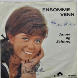 Wenche Myhre- Ensomme venn (vinyl)