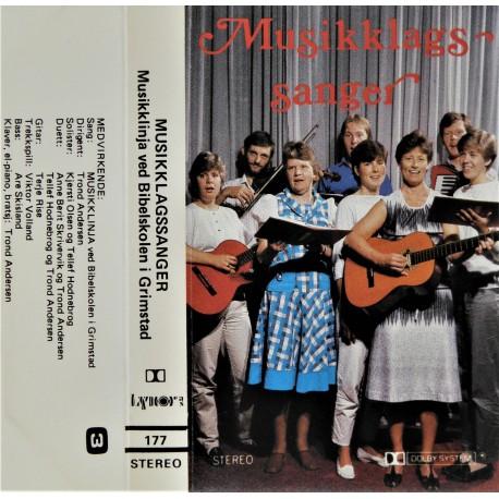 Musikklagssanger- Bibelskolen i Grimstad