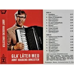 Gla'låter med Arnt Haugens Orkester