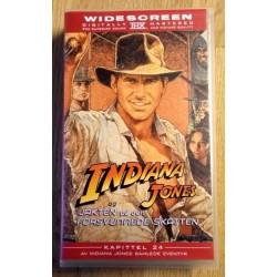 Indiana Jones og Jakten på den forsvunnede skatten (VHS)