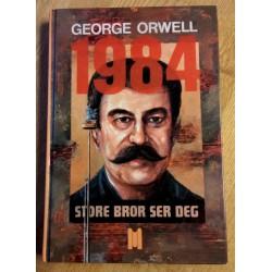 1984 - Storebror ser deg - George Orwell