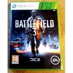 Xbox 360: Battlefield 3 (EA Games)