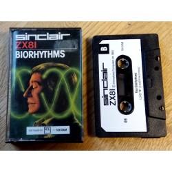 Biorythms (ICL) - ZX Spectrum